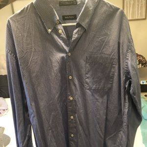 Nautica dress shirt